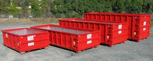 Dumpster-Sizes